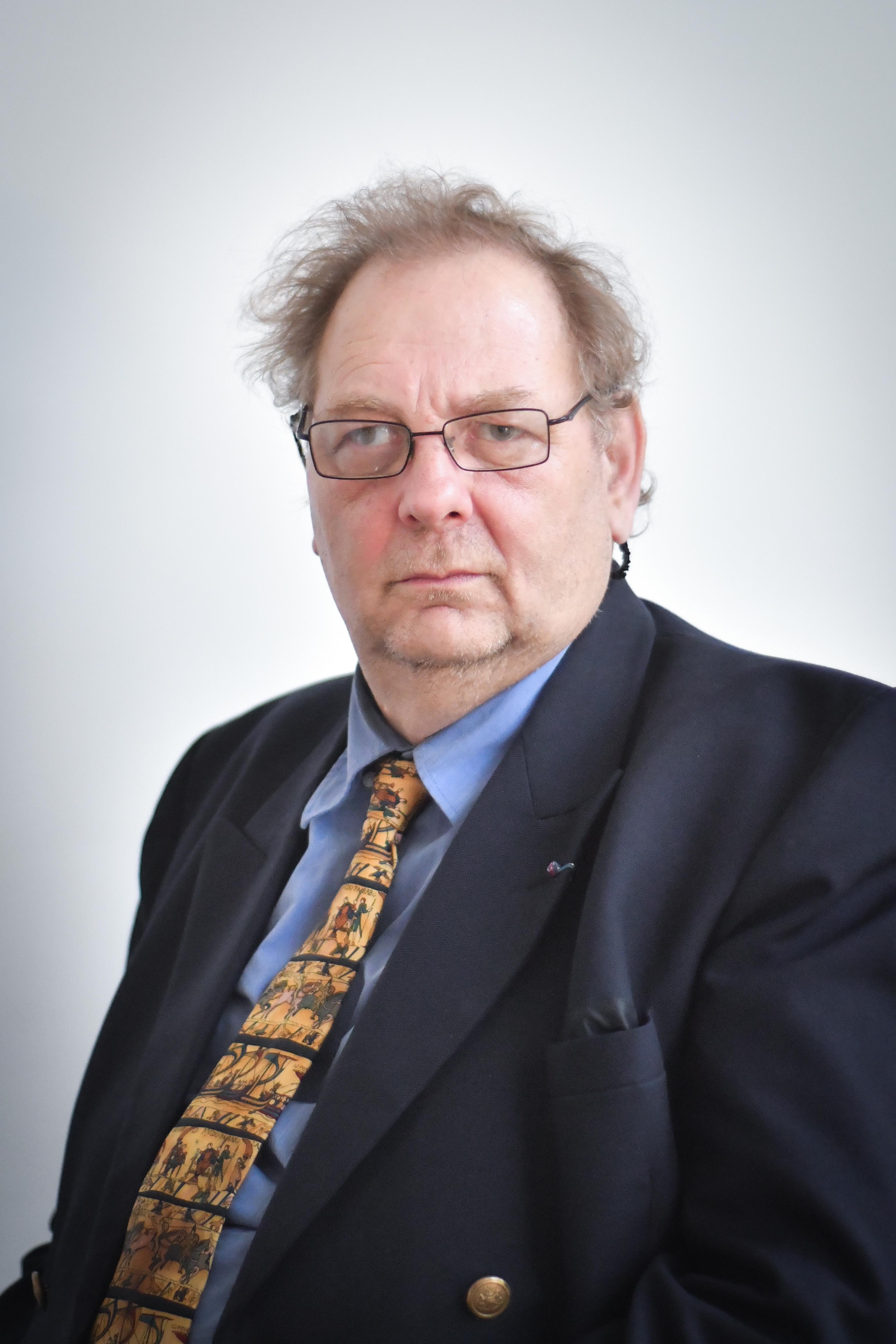 Éric BARRÉ